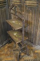 Antique Rustic French Etagere / Dumbwaiter (4 of 6)