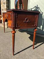 Quality Antique Mahogany Dressing Table (11 of 12)