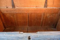 18th Century Painted Pine Coffer (14 of 28)