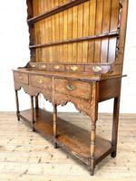 Antique Welsh Oak Pot Board Dresser (8 of 10)