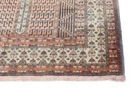 Vintage / Retro Wool Rug ~ 6' x 4' (3 of 7)