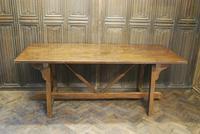 Spanish Chestnut Wood Tavern Table (7 of 8)