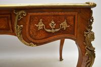Large Antique French Gilt Bronze Mounted Desk (13 of 16)