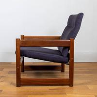 Super Mid Century 1960-70s Campus Armchair by Lupton Morton - 1 Remaining (11 of 13)