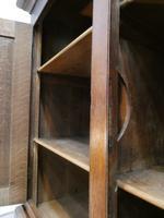 19th Century English Oak Kitchen Cupboard (3 of 12)