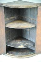Georgian Oak Corner Cupboard (8 of 8)