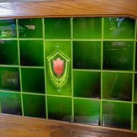 Edwardian Oak Washstand (8 of 9)