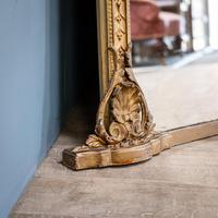 Large Carved Gilt Mirror (3 of 11)