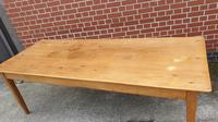 French Fruitwood Kitchen Dining Table (8 of 15)