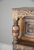 Dwarf Oak Court Cupboard (5 of 13)