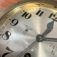 Serviced Rare WW2 Kriegsmarine Clock (2 of 5)