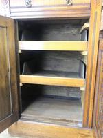 Early 20th Century Antique Oak Dresser (7 of 16)