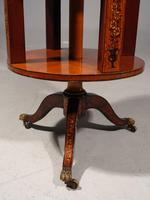 Rare Late 19th Century Revolving Dumbwaiter (6 of 7)