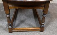 Wood Bros Old Charm Light Oak Drop Leaf Coffee Table (7 of 7)