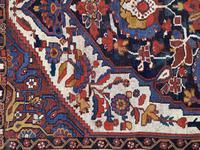 Antique Khamseh Rug 2.04m x 1.41m (9 of 10)