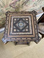 Pair of 19th Century Inlaid Stands (4 of 7)