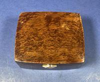 1920s Burr Cedar Box (4 of 11)