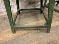 Green Iron Stools (3 of 5)