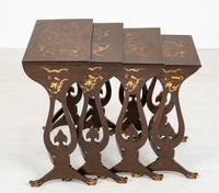 Nest of 4 Tables (2 of 10)