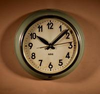 AEG / Peter Behrens Industrial Wall Clock (2 of 7)
