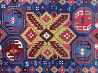 Antique Caucasian Talish Long Rug (7 of 10)