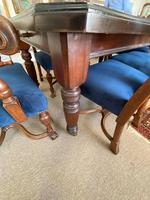 Mahogany Extending Victorian Dining Table (4 of 4)