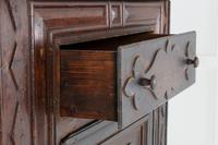 19th Century Italian Painted Pine Cabinet (4 of 8)