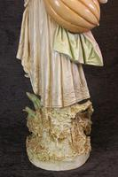 Impressive Large Antique Figure of Young Girl (10 of 28)