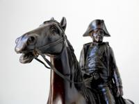 Napoleon Bonaparte on Horseback Bronze by V Cinque (2 of 5)