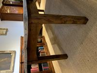 Scrubbed top Elm farm table (18 of 25)