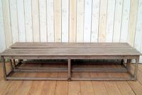 19th Century Pine Benches (4 of 10)