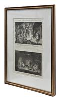 Pair of Early 19th Century Original Etchings (2 of 12)