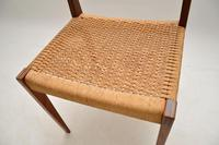 Danish Vintage Teak 'Pia' Chair by Poul Cadovius (8 of 10)