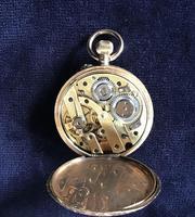 Watch Pocket Gold Half Hunter (4 of 7)