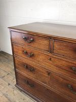 Georgian Mahogany Straight Front Chest of Drawers (3 of 12)