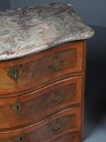 Pair of Antique French Walnut Commodes (6 of 17)