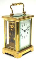 Rare Antique French 8-day Carriage Clock Classic and Sought After Design (9 of 11)
