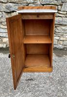 Antique Victorian Satinwood Bedside Pot Cupboard (11 of 16)