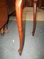 Edwardian Inlaid Mahogany Piano Stool (5 of 5)