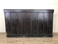 Rustic Antique Country Oak Settle Bench (14 of 14)