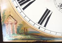 Fine English Longcase Clock Styers of Darlington 8-day Grandfather Clock with Moon Roller Dial (18 of 19)