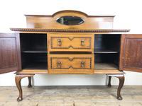 Early 20th Century Antique Oak Sideboard (13 of 13)