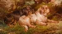 """Oil Painting by Paul Jones """"The Young Gamekeeper"""" (2 of 4)"""