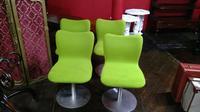 Set of 4 Stylish Mid Century Beyon Designer Chairs (3 of 4)