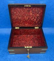 Victorian Oak Gentleman's Box (12 of 15)