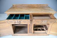 Victorian Golden Oak Dresser (8 of 11)