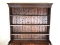 Antique Early 20th Century Oak Pot Board Dresser (2 of 14)
