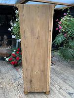 Fabulous Old Stripped Pine Pine Cupboard / Cabinet/ Wardrobe (11 of 11)