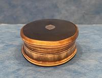 Georgian Style Horn Snuff Box c.1870 (6 of 12)