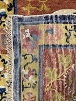 Antique Chinese Ningxia Rug (9 of 9)